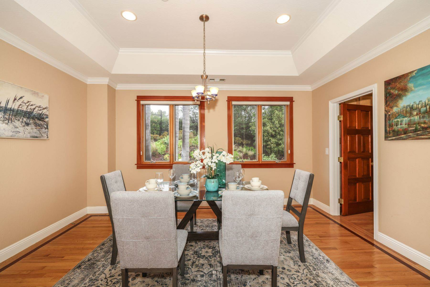 8. Single Family Homes for Sale at Beautiful Craftsman on Large, Private Lot 1505 Black Mountain Road Hillsborough, California 94010 United States