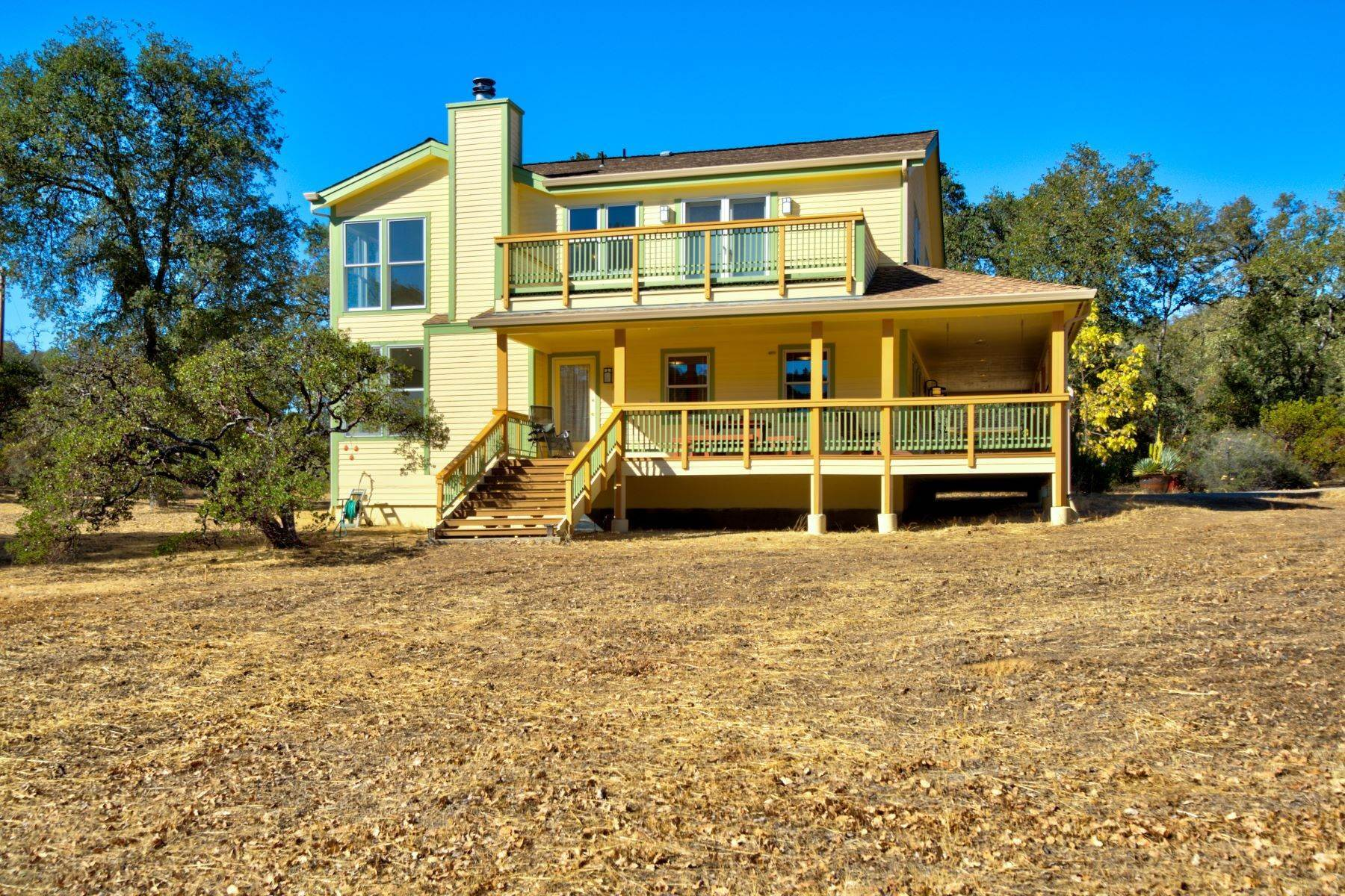 Single Family Homes für Verkauf beim Modern Custom Built Ranch Home with over 22.14 Acres 13112 Spruce Grove Road Lower Lake, Kalifornien 95457 Vereinigte Staaten
