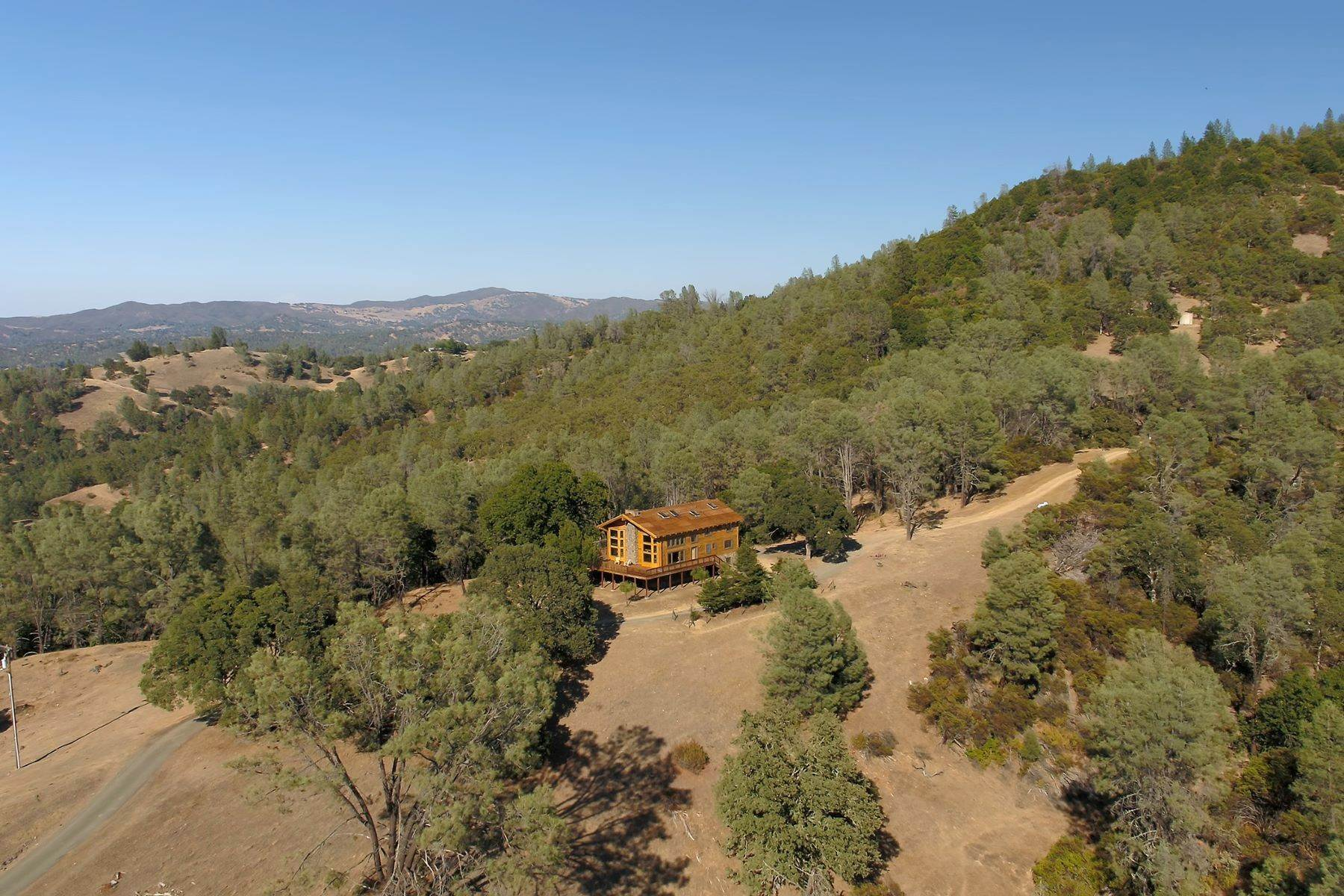 5. Single Family Homes for Sale at Diamond B Ranch 13048 Highway 29 Lower Lake, California 95457 United States