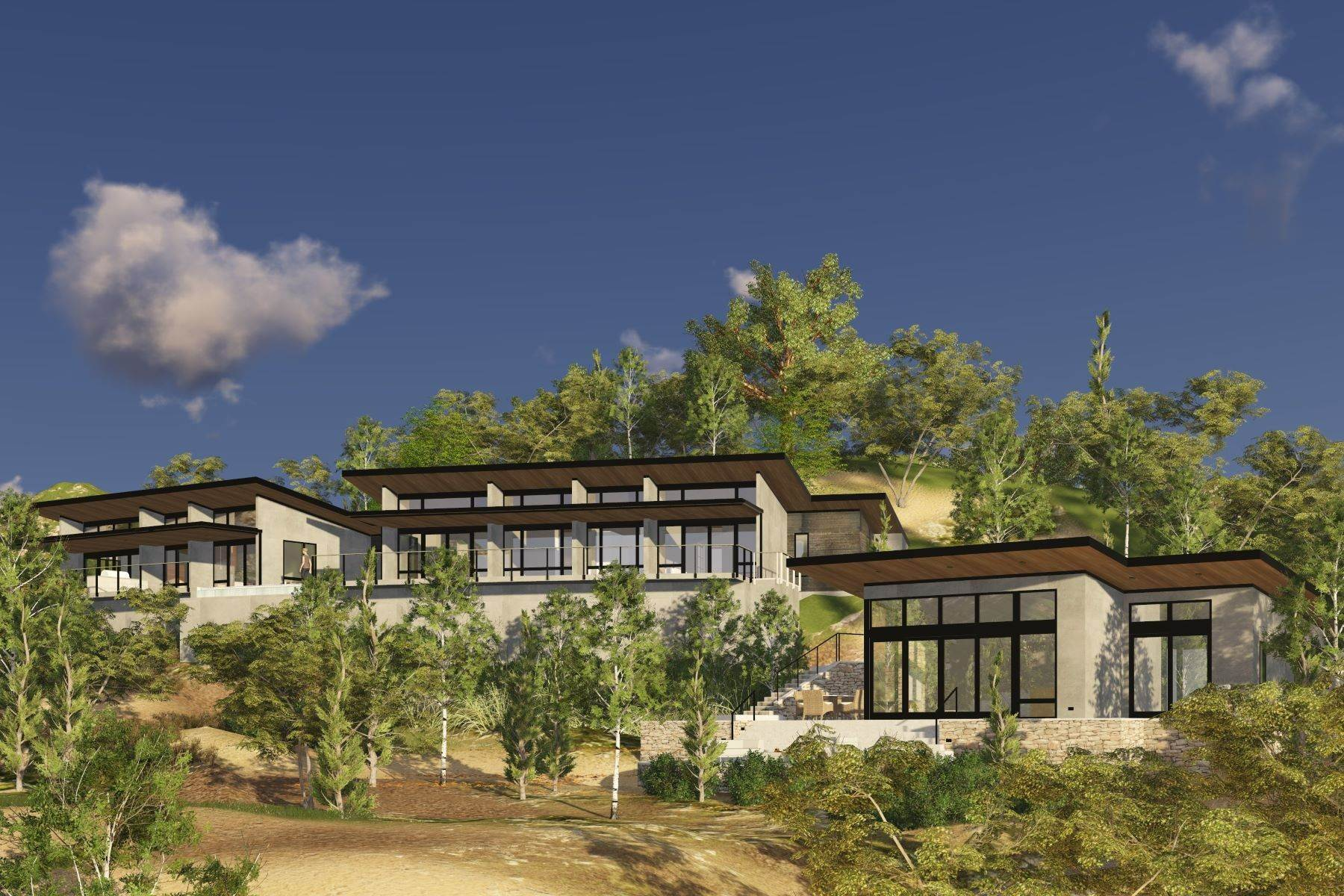 Single Family Homes pour l Vente à Soaring Wine Country Vistas 2205 Trinity Rd Glen Ellen, Californie 95442 États-Unis