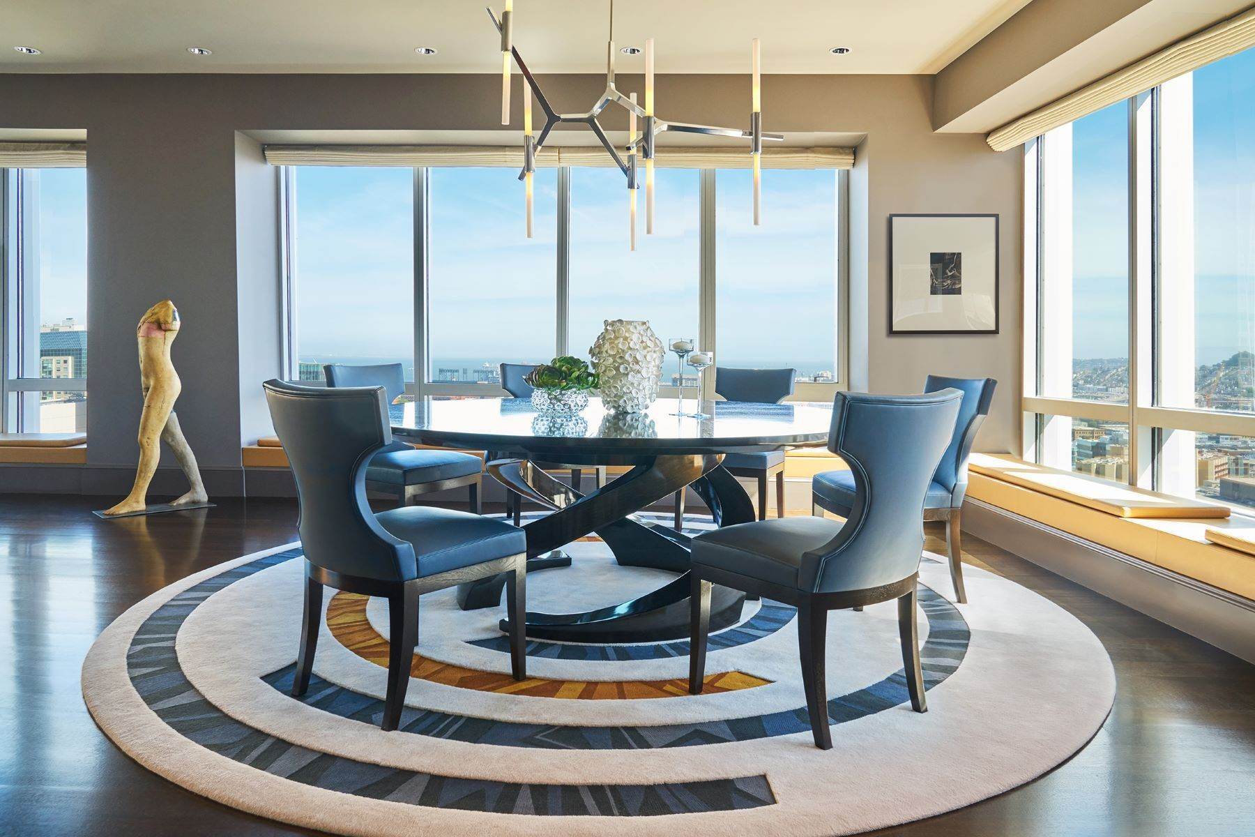 Condominiums for Sale at Four Seasons Residence 27A 765 Market St, Residence 27A San Francisco, California 94103 United States