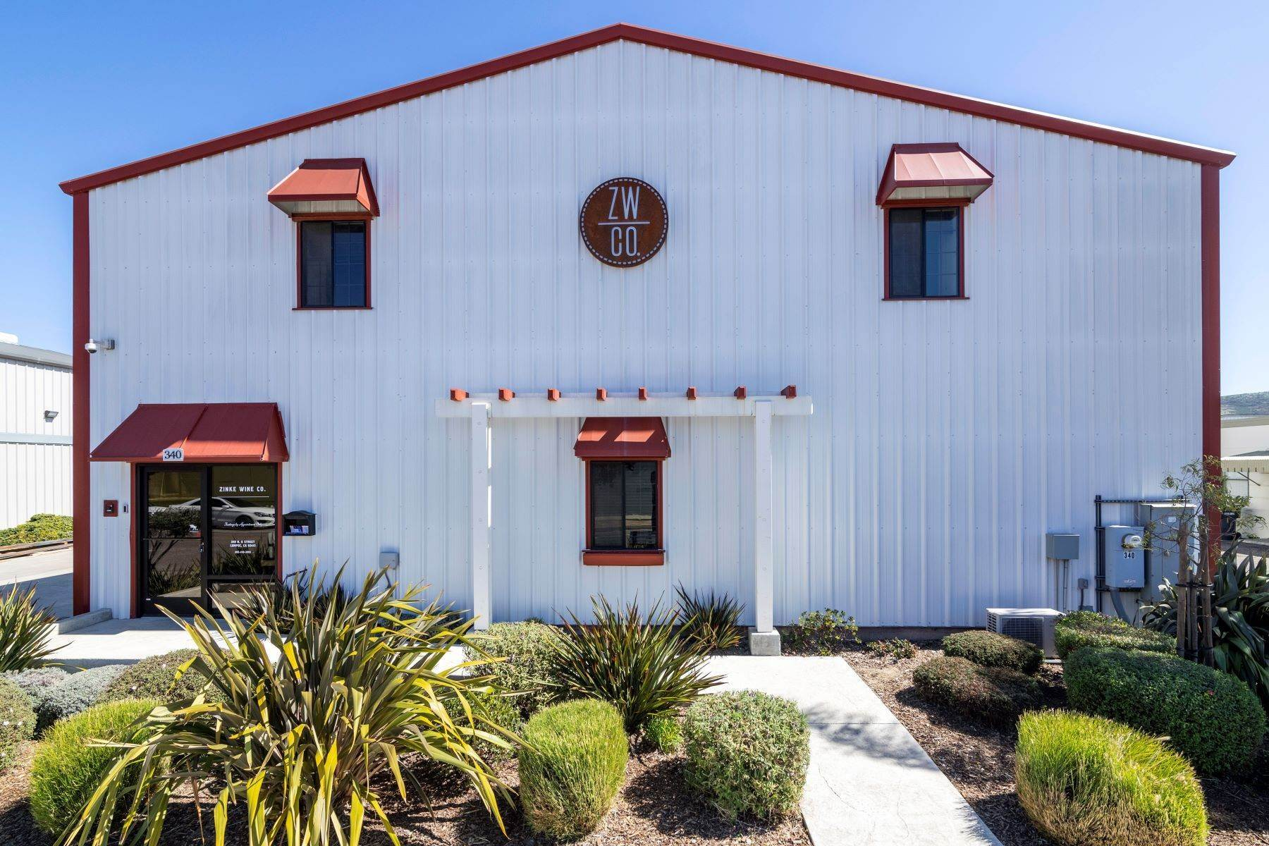 Other Residential Homes for Sale at State-of-Art Wine Production Facility 340 North G Street Lompoc, California 93436 United States
