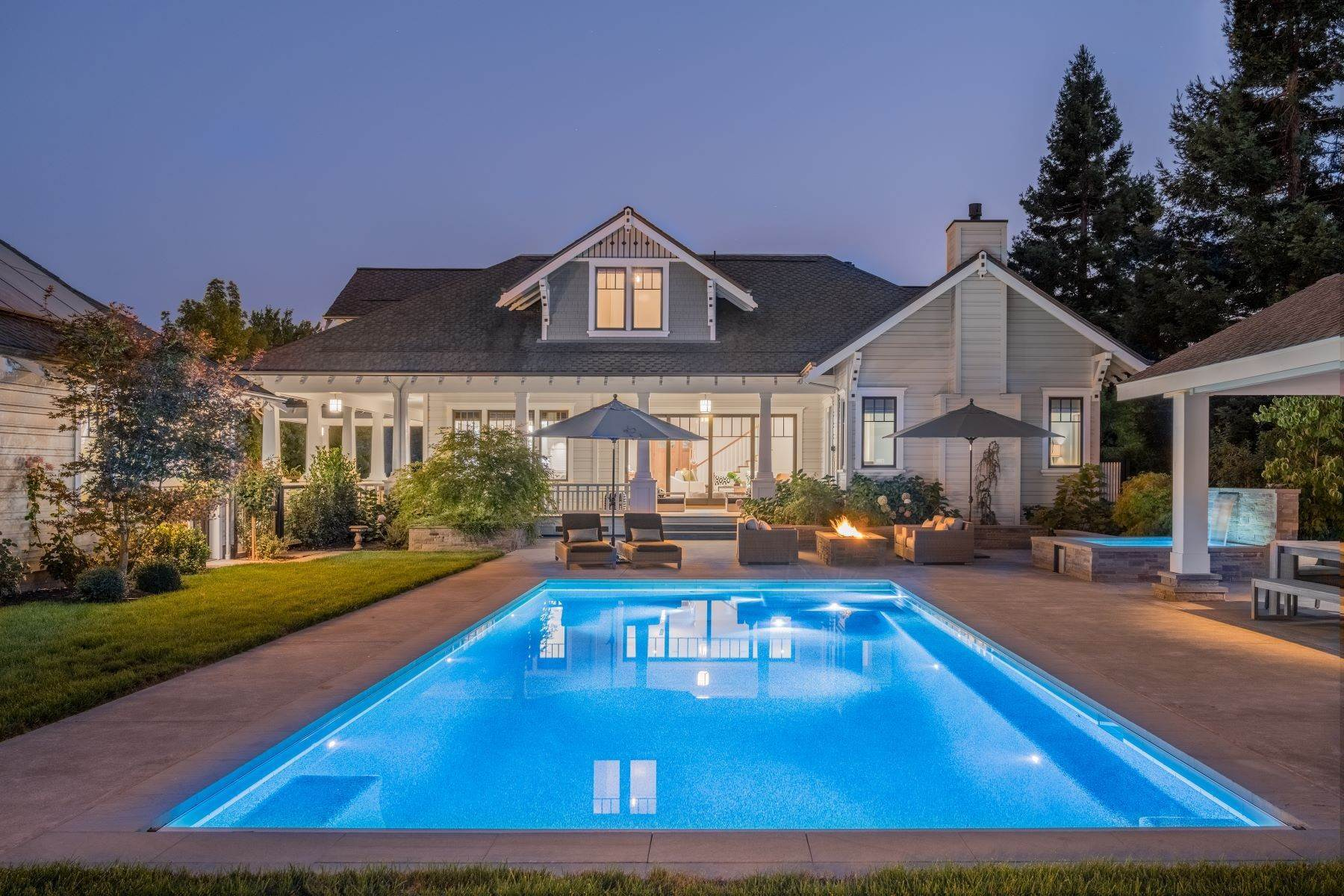 Single Family Homes for Sale at Sonoma In Town 682 William Cunningham Ave Sonoma, California 95476 United States