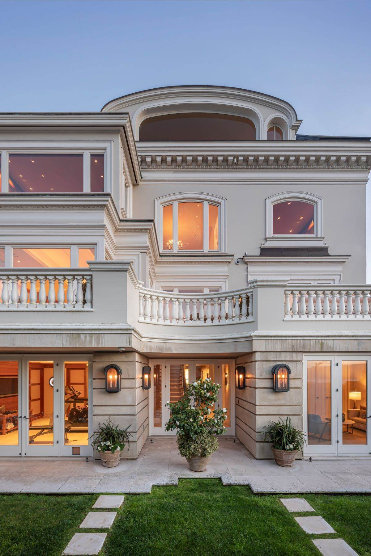 Single Family Homes for Sale at Captivating Views and Timeless Luxury 2590 Green St San Francisco, California 94123 United States
