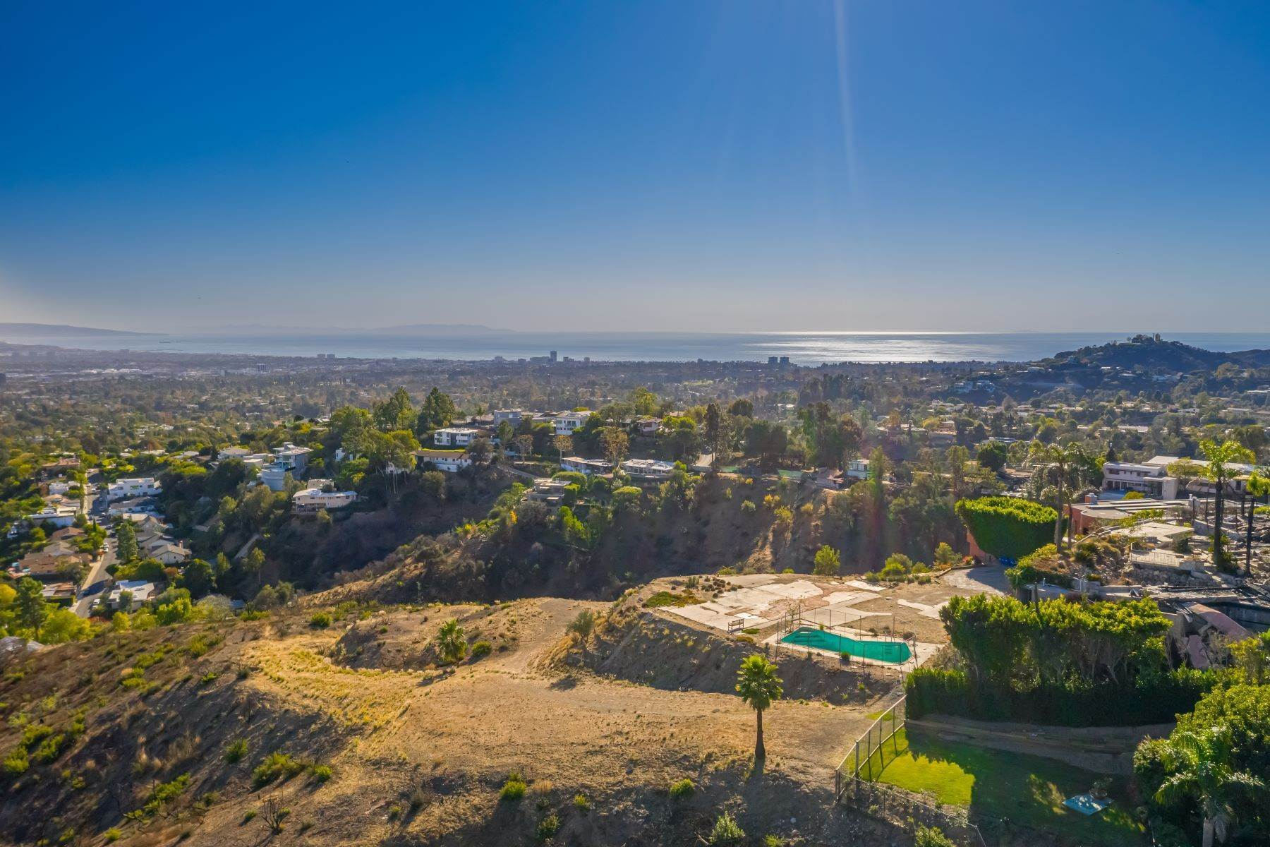 Land for Sale at Jet Liner View Lot 1204 Chickory Lane Los Angeles, California 90049 United States