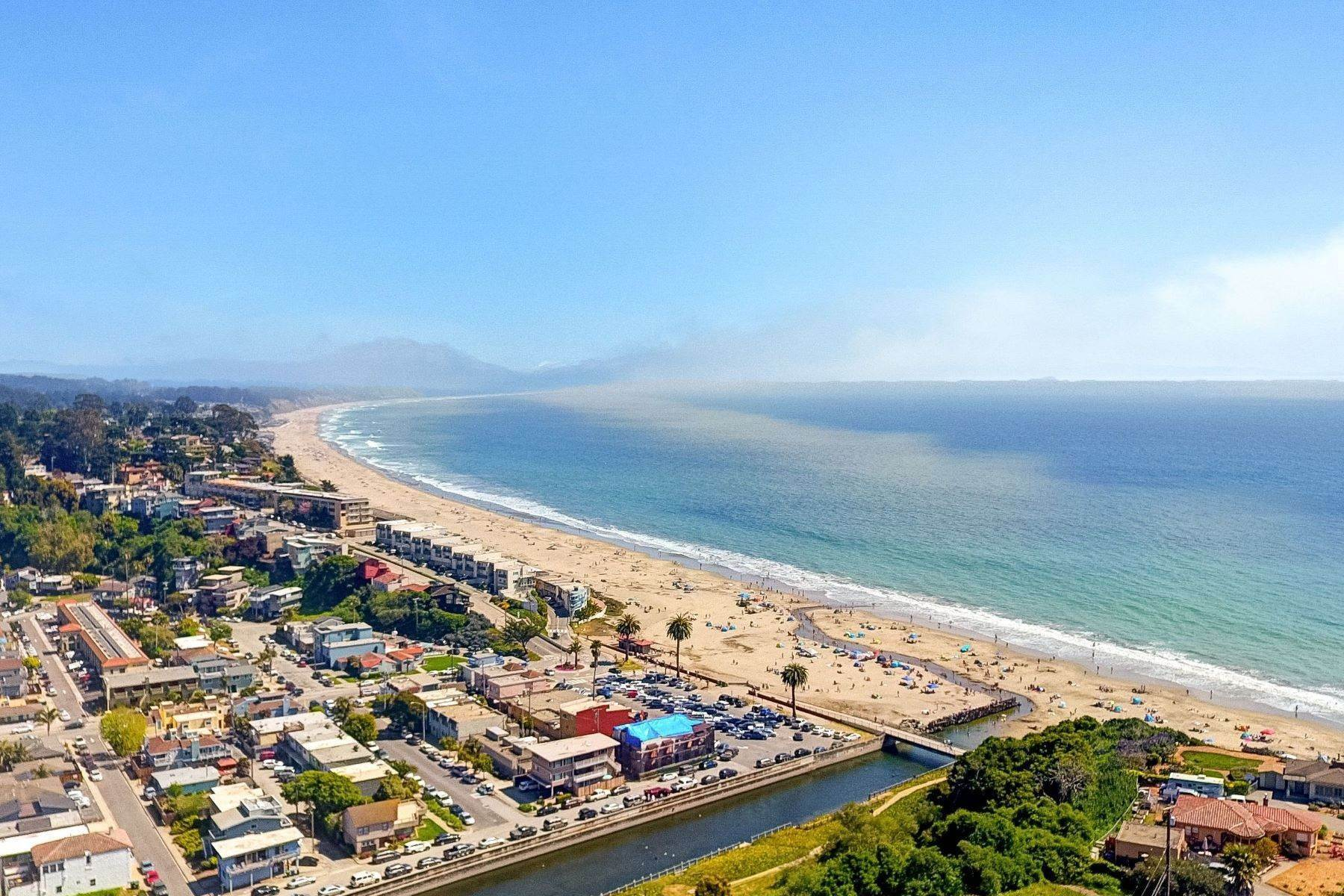 Single Family Homes for Sale at Forever Beach and Monterey Bay Views 159 Seacliff Dr Aptos, California 95003 United States