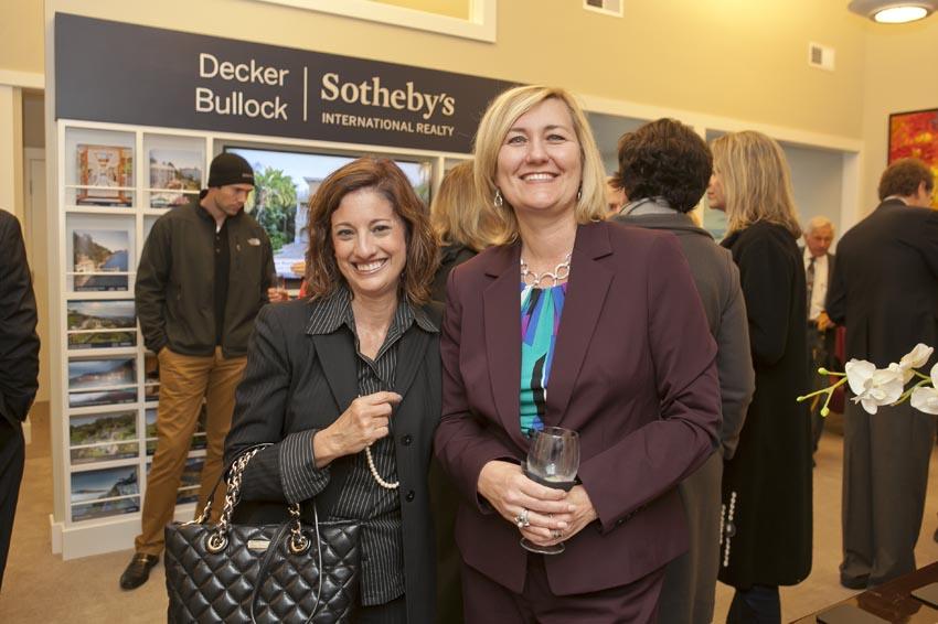 Decker Bullock Sotheby's International Realty Unveils Renovations to Belvedere Tiburon Real Estate Office