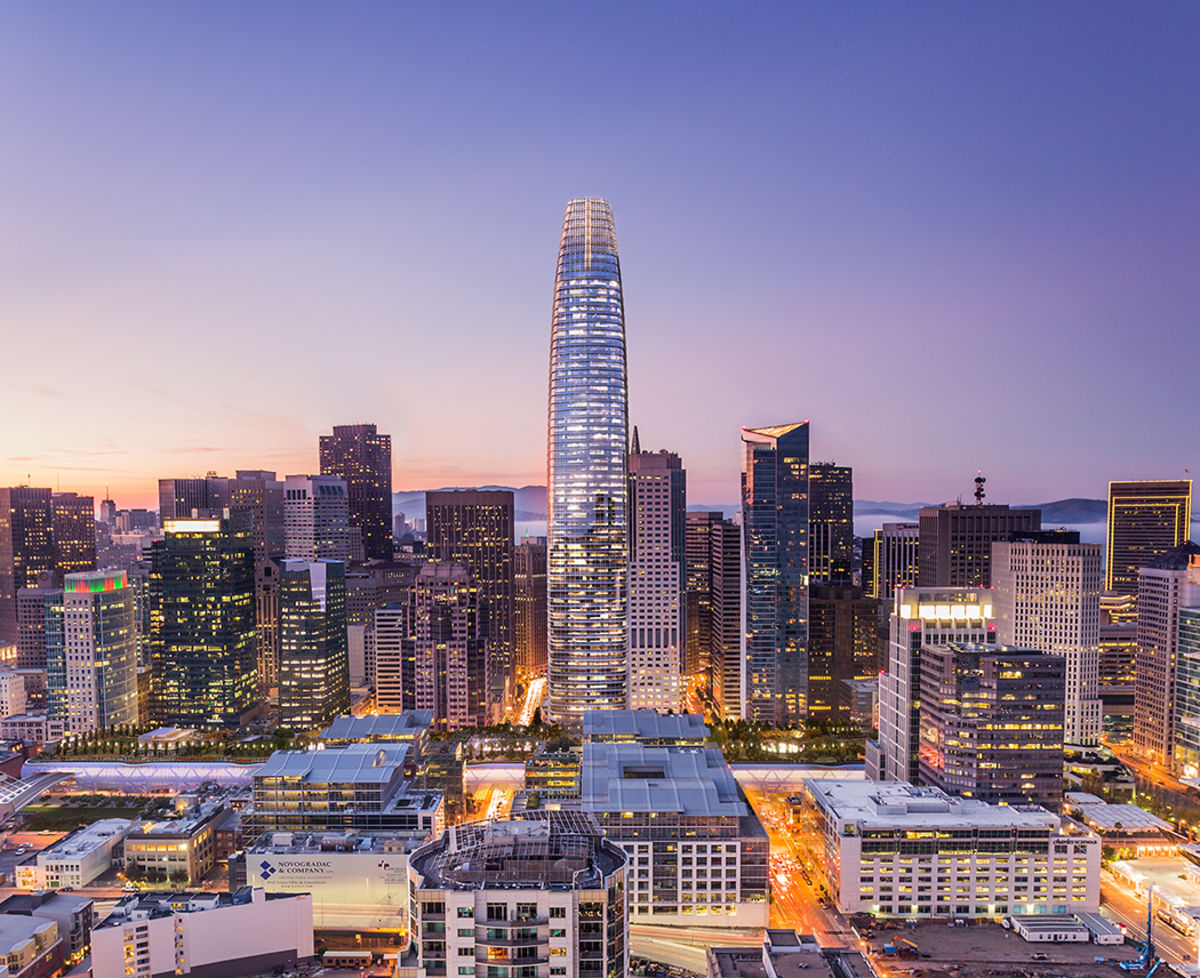 Salesforce unveils plans for new tower in San Francisco