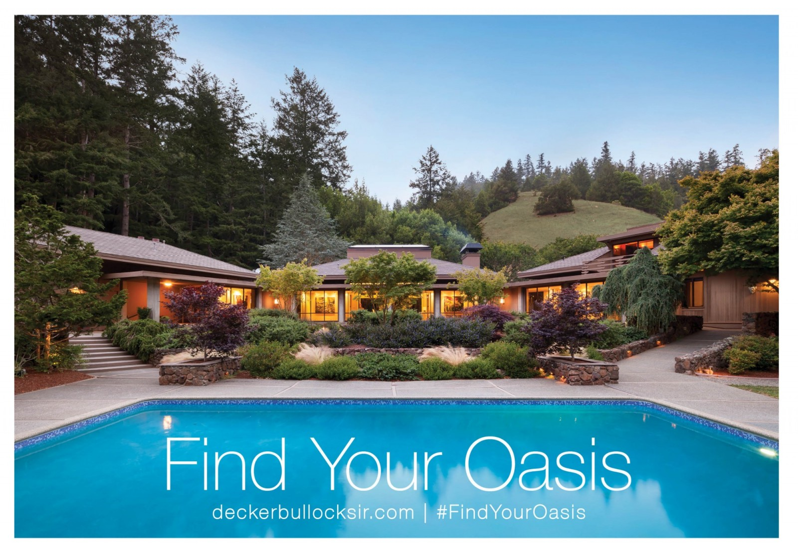 Find your oasis