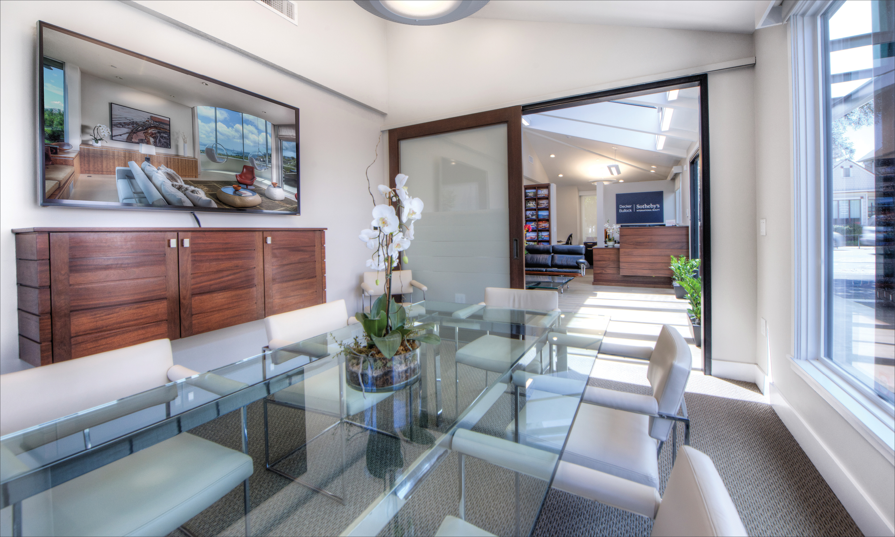 New Digs on the Block: Brokerage Launches Sleek Designer Office