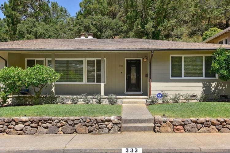 333 Mountain View Ave , san rafael, california 94901