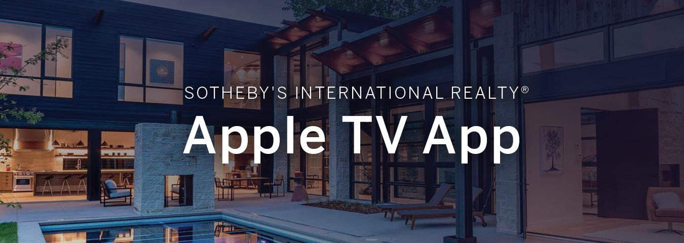 Sotheby's Apple TV App
